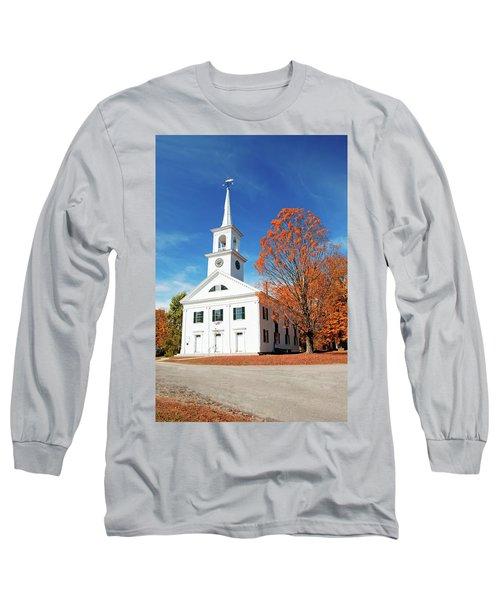 Francestown Meeting Long Sleeve T-Shirt