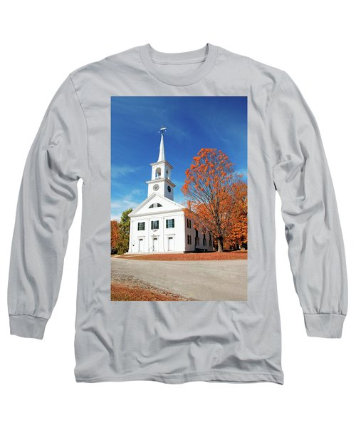 Francestown Meeting Long Sleeve T-Shirt