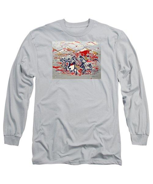 Freedom On The Range Long Sleeve T-Shirt
