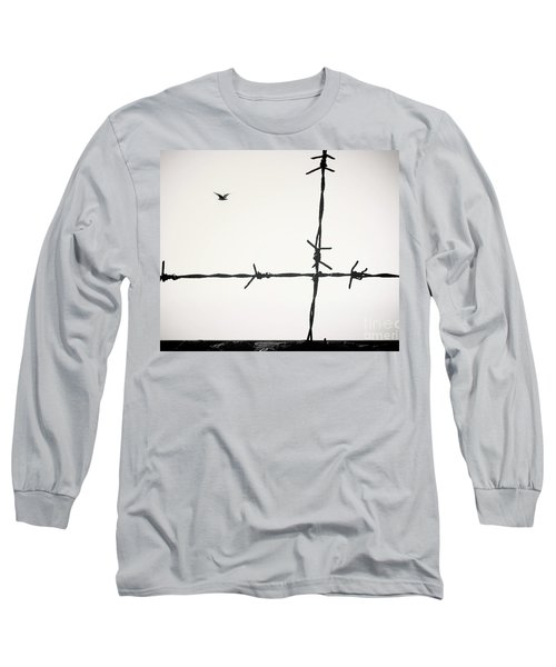 Freedom To Be Yourself... Long Sleeve T-Shirt