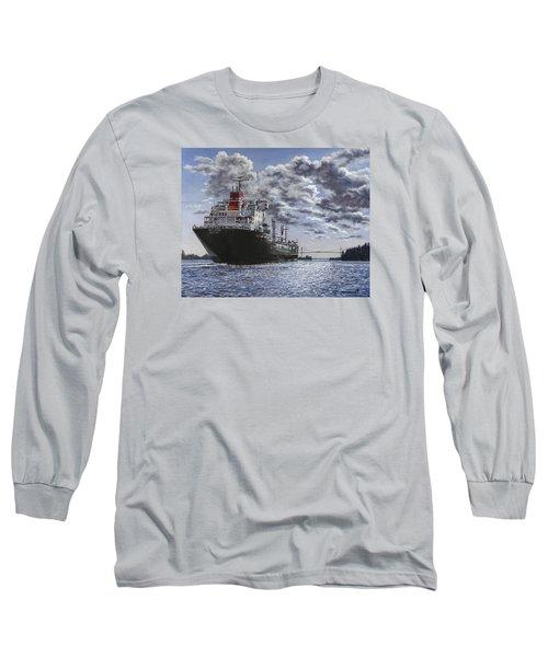 Freighter Inviken Long Sleeve T-Shirt