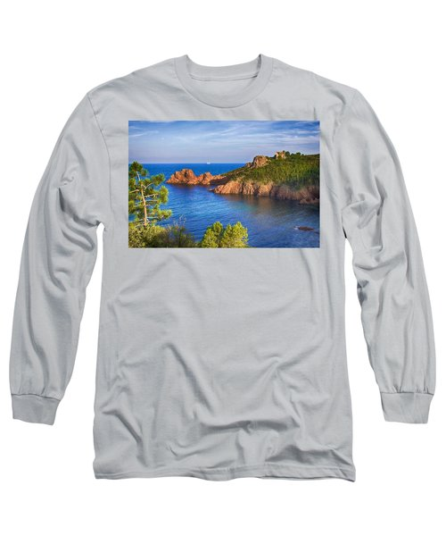 French Riviera 2 Long Sleeve T-Shirt