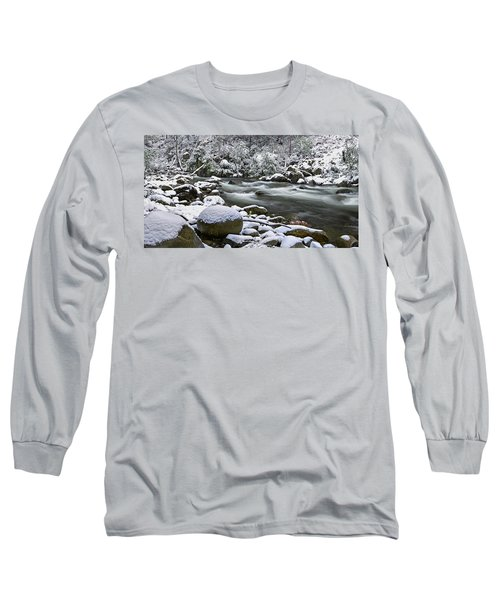 Fresh Long Sleeve T-Shirt by Mark Lucey