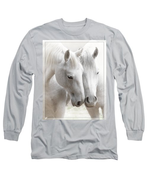 Friends Long Sleeve T-Shirt by Wes and Dotty Weber
