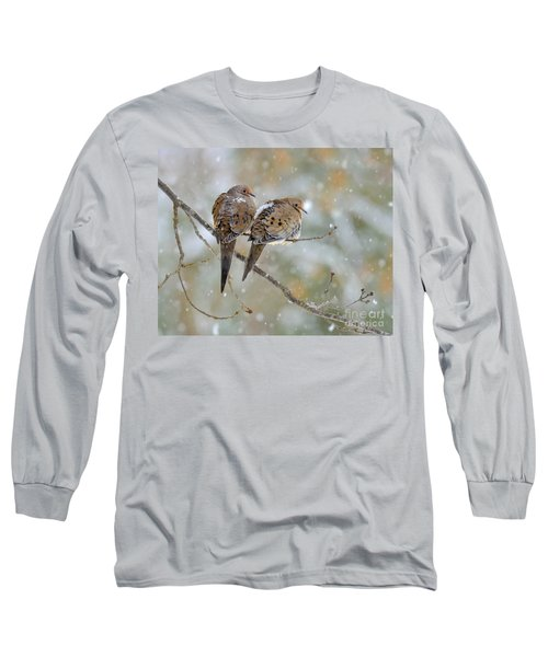 Friends Through The Storm Long Sleeve T-Shirt