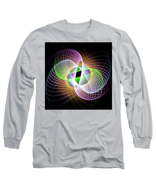 Long Sleeve T-Shirt featuring the photograph Frog Eye by Shara Weber