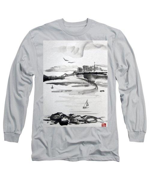 From The Marina Long Sleeve T-Shirt