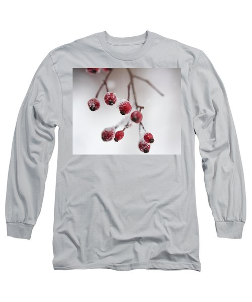 Frosted Berries Long Sleeve T-Shirt
