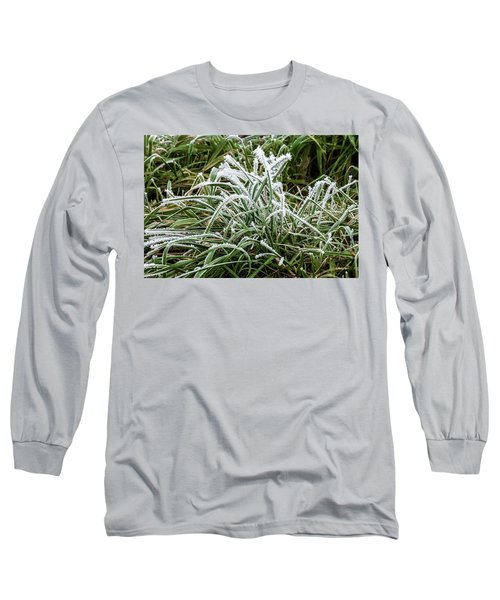 Frosted Grass Long Sleeve T-Shirt