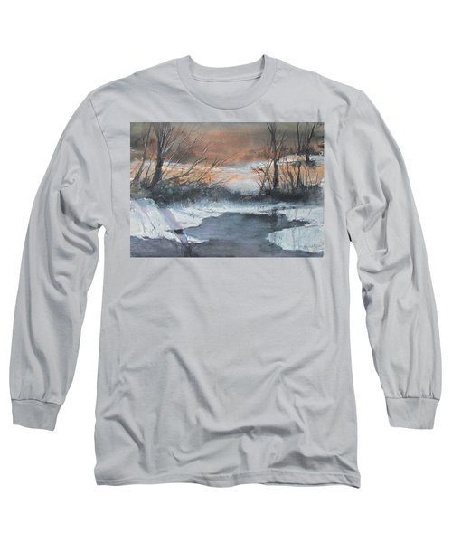 Frosty Morn. Long Sleeve T-Shirt