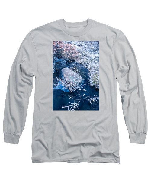 Frosty Pond Long Sleeve T-Shirt