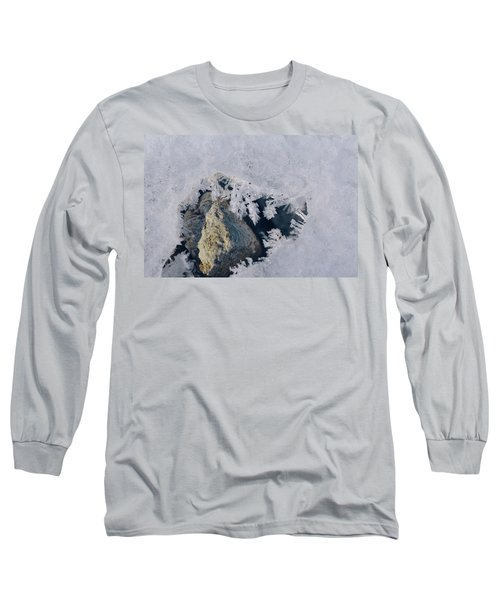 Frozen Rock Long Sleeve T-Shirt