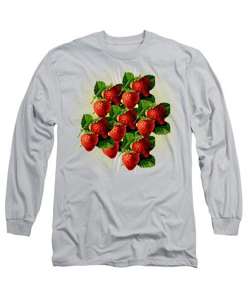 Fruit 0101 Long Sleeve T-Shirt