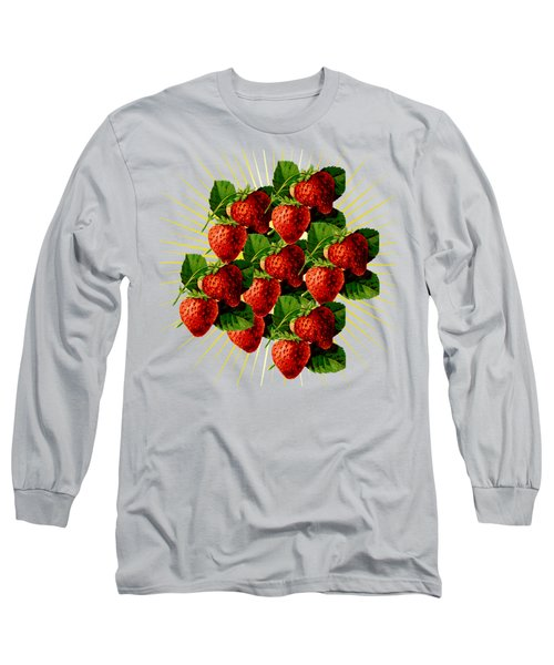 Fruit 0101 Long Sleeve T-Shirt