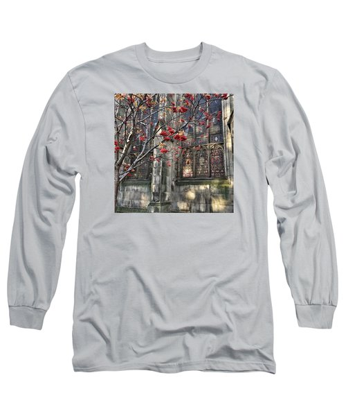 Fruit By The Church Long Sleeve T-Shirt by RKAB Works