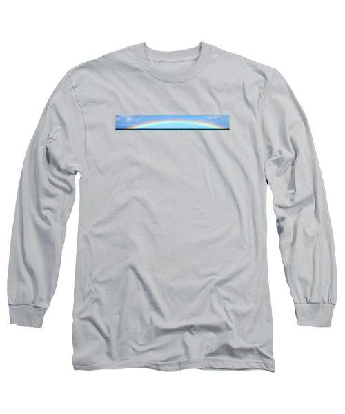 Full Rainbow Long Sleeve T-Shirt