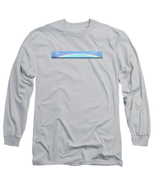 Full Rainbow Long Sleeve T-Shirt