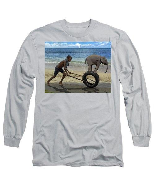 Fun Games Long Sleeve T-Shirt
