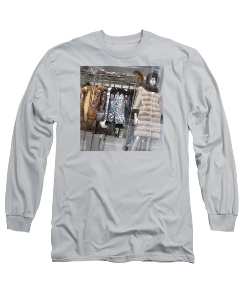 Furs Long Sleeve T-Shirt