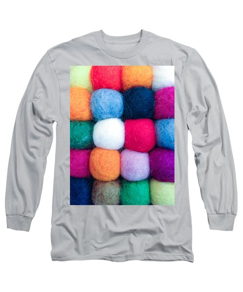 Fuzzy Wuzzies Long Sleeve T-Shirt