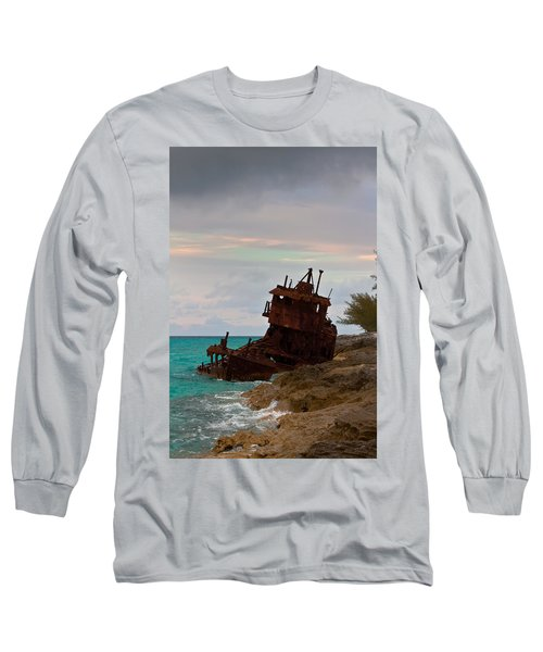 Gallant Lady Aground Long Sleeve T-Shirt