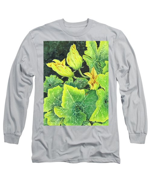Garden Glow Long Sleeve T-Shirt