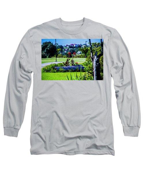 Garden Log Long Sleeve T-Shirt