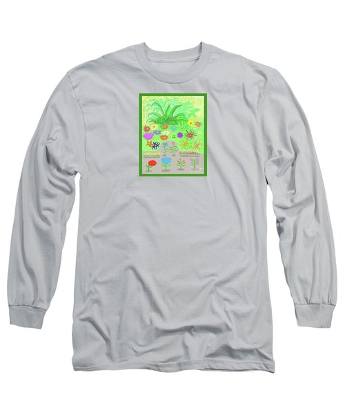 Garden Of Memories Long Sleeve T-Shirt