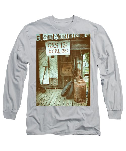 Gas 13 Cents Long Sleeve T-Shirt