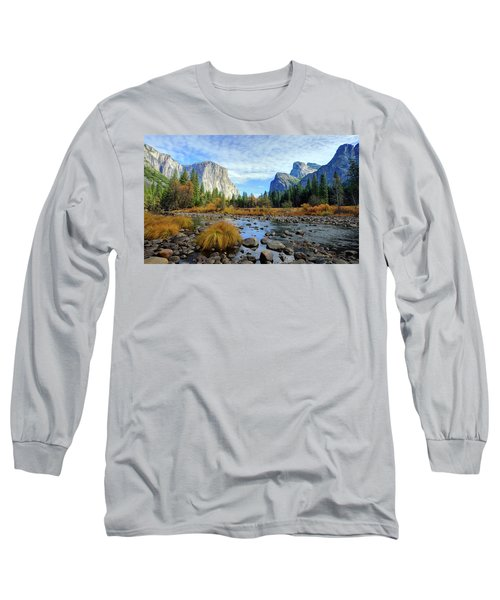 Gates Of The Valley Long Sleeve T-Shirt