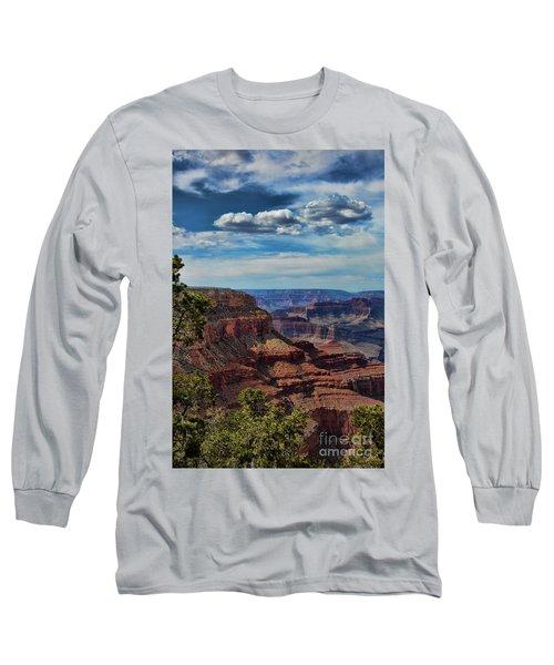 Gc 34 Long Sleeve T-Shirt by Chuck Kuhn