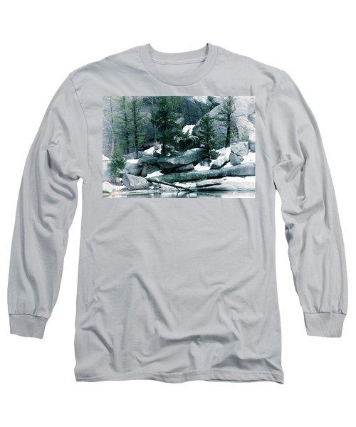 Gem Lake Long Sleeve T-Shirt