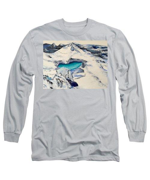 Gemstone Lake Long Sleeve T-Shirt