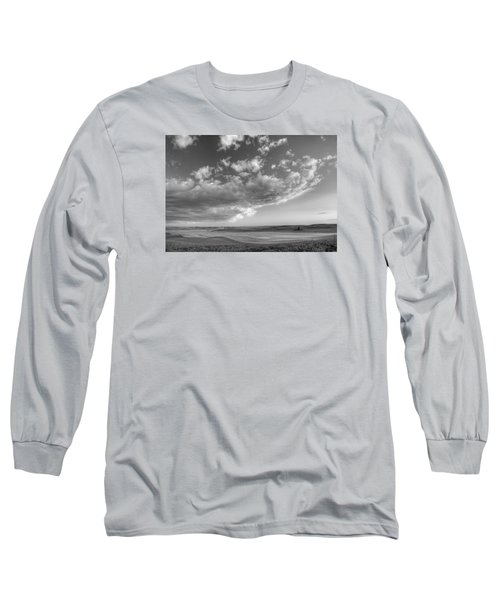 Genesee Country B And W Long Sleeve T-Shirt