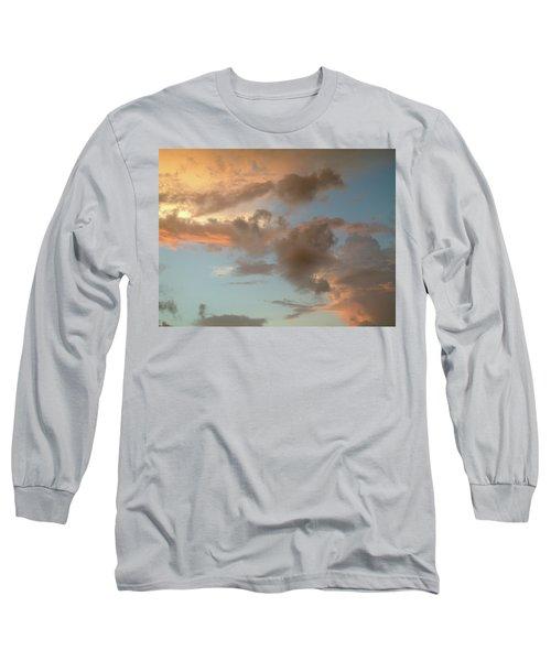 Gentle Clouds Gentle Light Long Sleeve T-Shirt