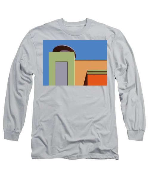 Geometry 101 Long Sleeve T-Shirt