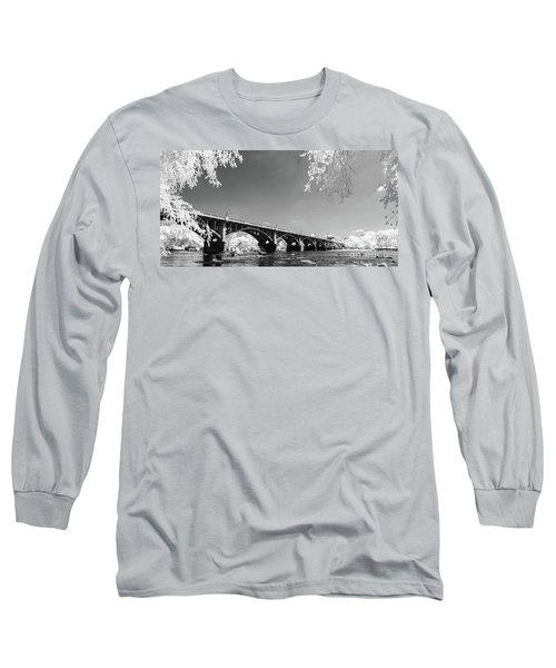 Gervais Street Bridge In Ir1 Long Sleeve T-Shirt