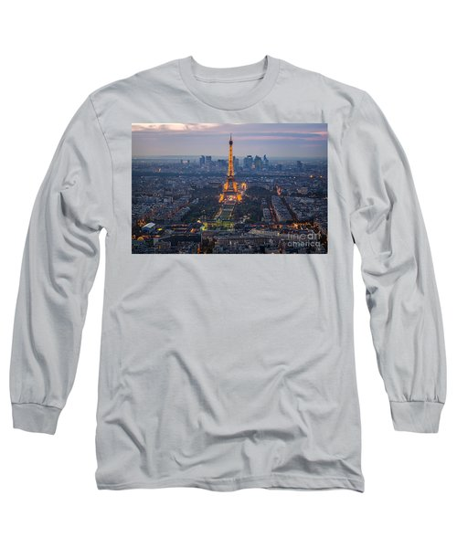 Get Ready For The Show Long Sleeve T-Shirt by Giuseppe Torre