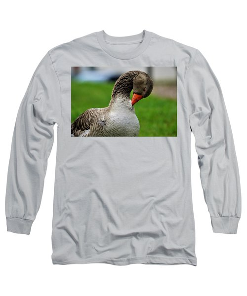 Getting Ready For Bed Long Sleeve T-Shirt