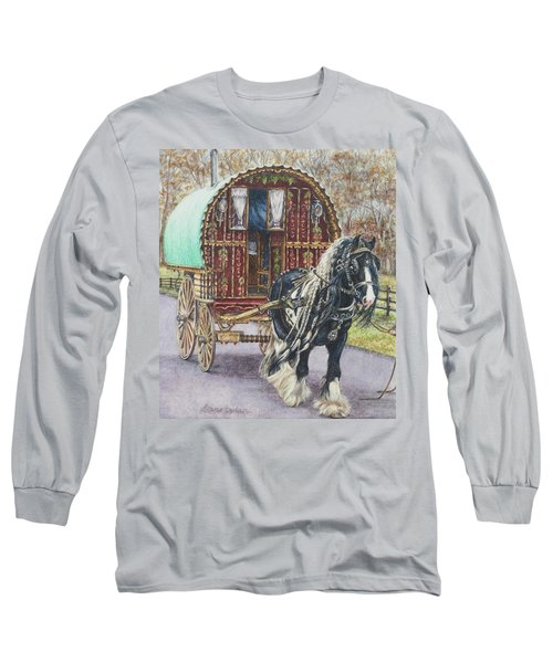 G G L Divo's Pride And Glory Long Sleeve T-Shirt