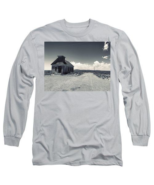 Ghost Church Long Sleeve T-Shirt