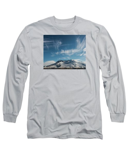 Ghost Clouds Long Sleeve T-Shirt