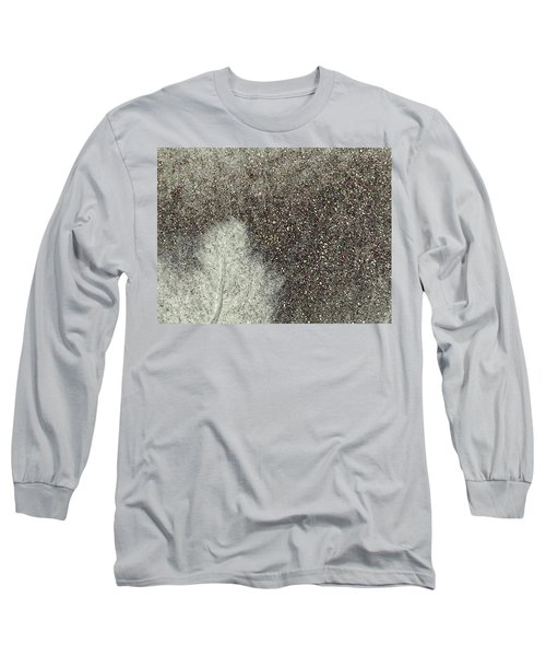 Ghost Leaf Long Sleeve T-Shirt