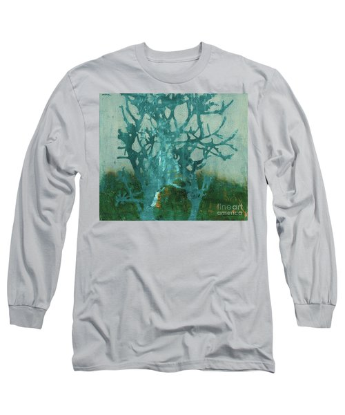 Ghost Tree Long Sleeve T-Shirt