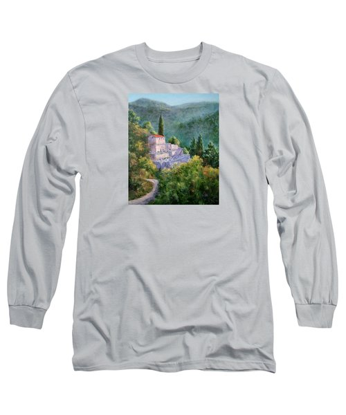 Ghosts Of The Peloponnese Long Sleeve T-Shirt by Jill Musser