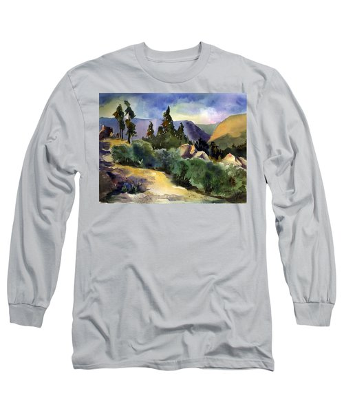 Giant Gap From Iron Point Long Sleeve T-Shirt
