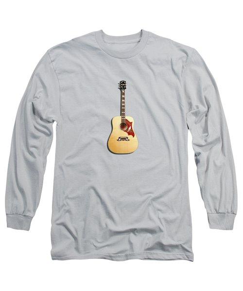 Gibson Dove 1960 Long Sleeve T-Shirt