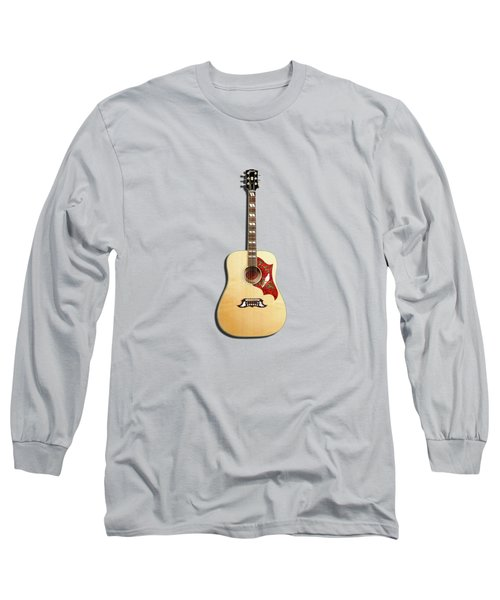 Gibson Dove 1960 Long Sleeve T-Shirt