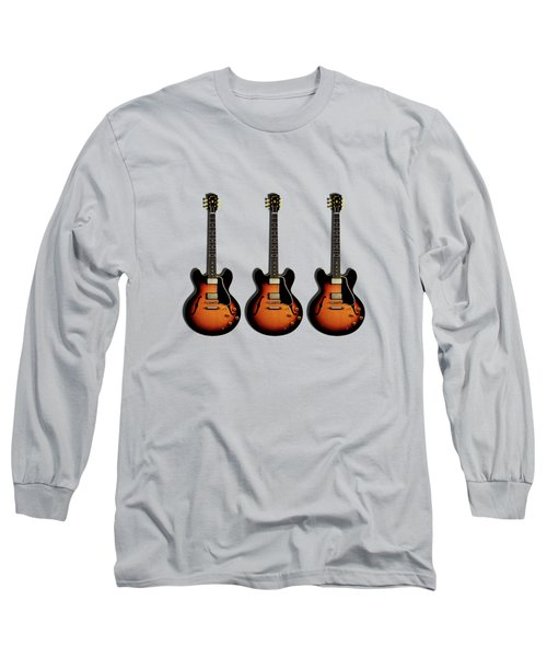 Gibson Es 335 1959 Long Sleeve T-Shirt