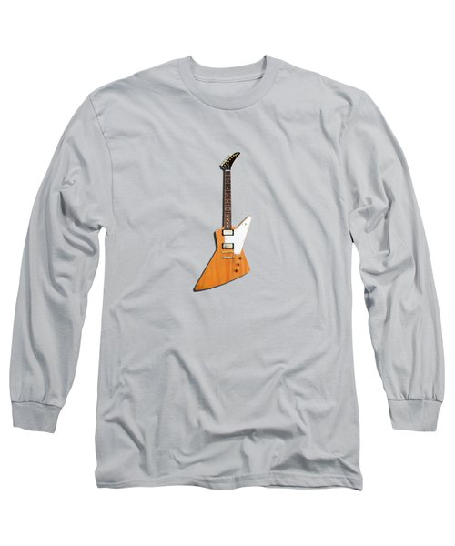 Gibson Explorer 1958 Long Sleeve T-Shirt